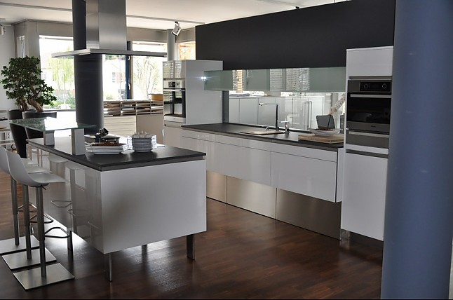 Designer küchen abverkauf  Rational-Musterküche Musterküchen-Abverkauf: Ausstellungsküche in ...