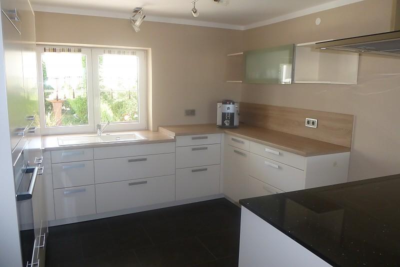 Küchenrenovierung vom Boden bis zur Decke