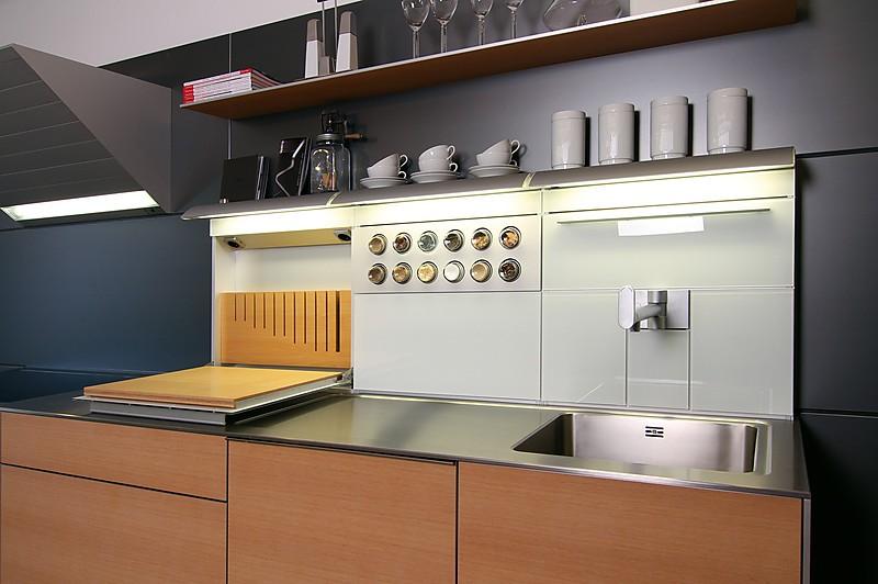 bulthaup musterk che bulthaup b3 wandh ngend ausstellungsk che in ottendorf okrilla von wohn. Black Bedroom Furniture Sets. Home Design Ideas