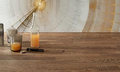 Holzarbeitsplatte von Lechner