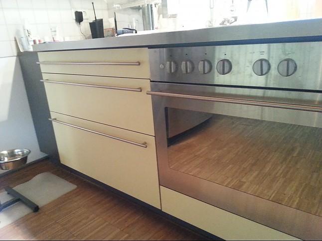hausmarke musterk che kundeneigene k cheneinrichtung ausstellungsk che in karlsruhe von k che. Black Bedroom Furniture Sets. Home Design Ideas