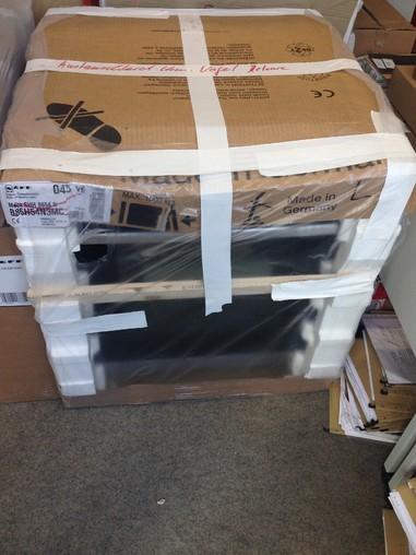 backofen mega shh8564n neff backofen slide hide unbenutzt kundenr ckname kunde hat sich f r. Black Bedroom Furniture Sets. Home Design Ideas