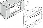 backofen h5981bp h5981bped miele backofen 90 cm miele. Black Bedroom Furniture Sets. Home Design Ideas