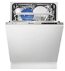 Spulmaschine esl 6611 ra electrolux esl 6611 ra for Spülmaschine vollintegrierbar