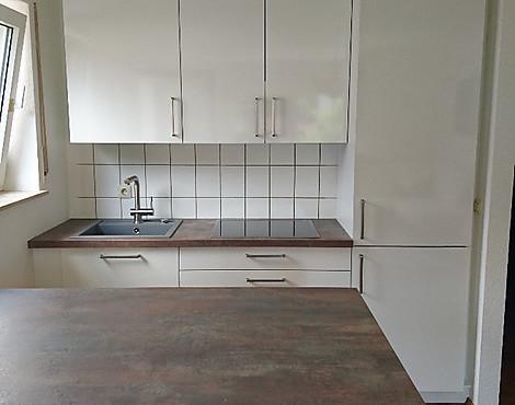 Fesselnd Kleine Küche   Schmidt Küche ARCOS Weiß Matt