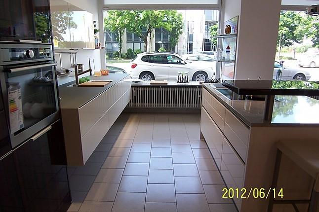 Abverkaufsküchen münchen  Hausmarke-Musterküche Designküche als Abverkaufsküche ...