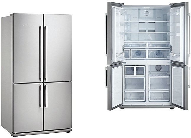 Kühlschrank KE 9800-0-4 T STAND-.KÜHL-und Gefriergerät Vorführgerät ...