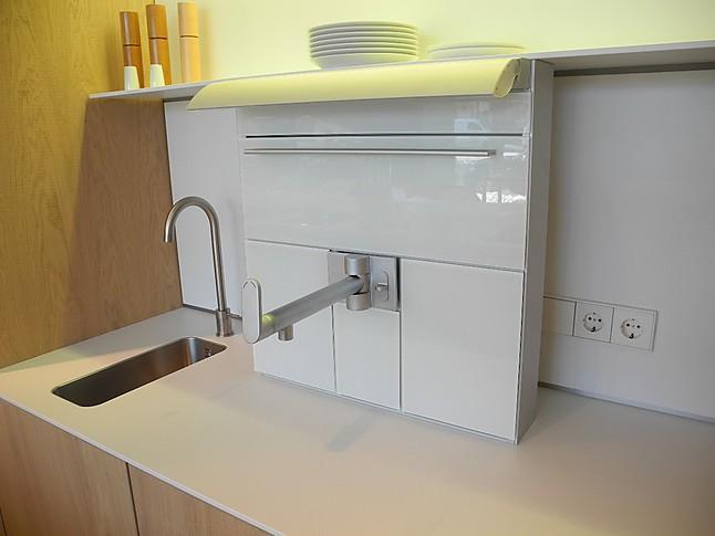 Bulthaup küchen münchen  bulthaup-Musterküche bulthaup Funktionsbox mit Mischbatterie ...