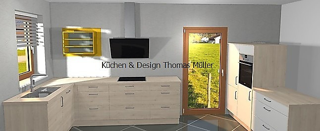 nobilia musterk che l k che mit raumtrenner inkl hochwertigen siemensger ten hochbackofen uvw. Black Bedroom Furniture Sets. Home Design Ideas