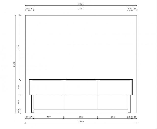 sch ller musterk che sehr umfangreiche ausstattung mit. Black Bedroom Furniture Sets. Home Design Ideas