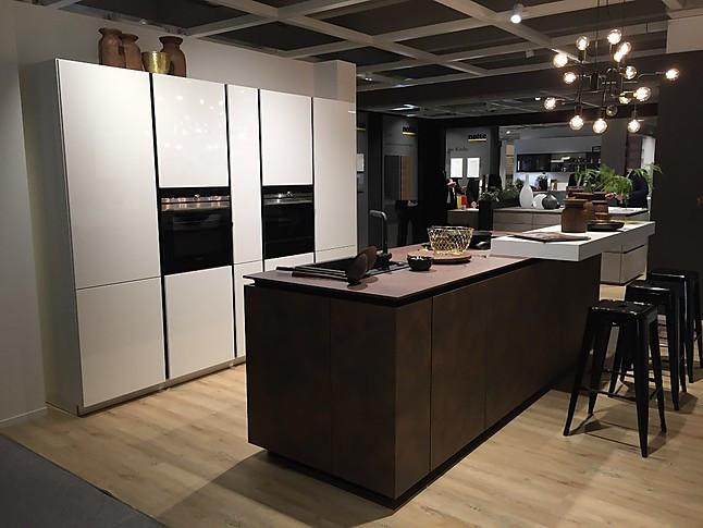 nolte musterk che ausstellungsk che nolte k chen. Black Bedroom Furniture Sets. Home Design Ideas