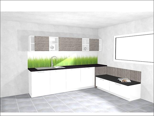 rempp musterk che l zeile k cheninsel hochschr nke ausstellungsk che in wildberg von rempp. Black Bedroom Furniture Sets. Home Design Ideas