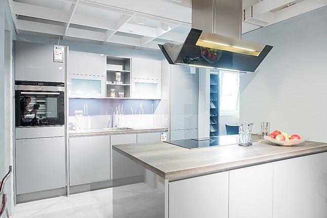 nobilia musterk che mk 43 ausstellungsk che in uhingen von k chen kompetenz center. Black Bedroom Furniture Sets. Home Design Ideas