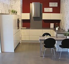 nobilia musterk che l k che seidengrau ausstellungsk che in mengen ennetach von k nig k chen. Black Bedroom Furniture Sets. Home Design Ideas