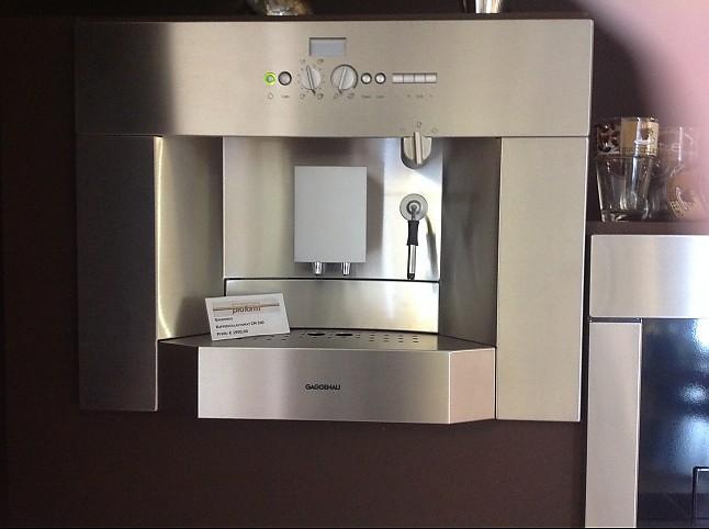Kaffeevollautomaten CM200 Kaffeemaschine Gaggenau