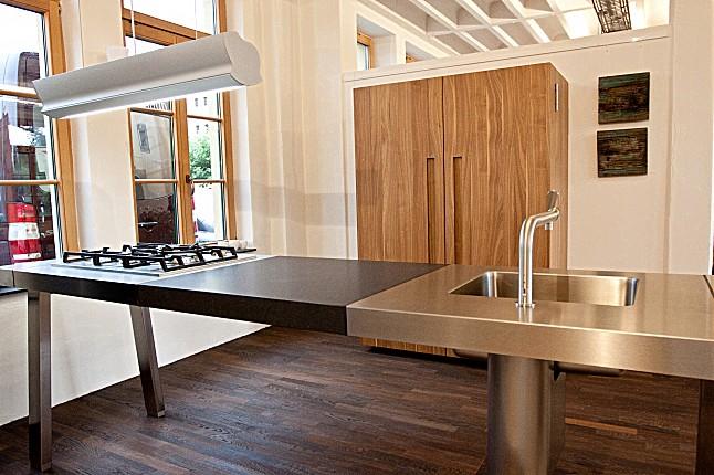 bulthaup musterk che b2 ausstellungsk che in uhingen von ideen k che. Black Bedroom Furniture Sets. Home Design Ideas