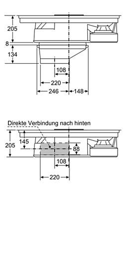 kochfeld mit dunstabzug pxx801d33e induktions kochfeld mit. Black Bedroom Furniture Sets. Home Design Ideas