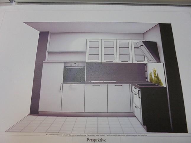 nolte musterk che moderne lack ausstellungsk che mit elektroger ten zum wahnsinns preis. Black Bedroom Furniture Sets. Home Design Ideas