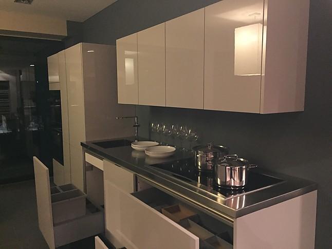 siematic musterk che musterk che s2 sterlinggrau hochglanz ausstellungsk che in bielefeld von. Black Bedroom Furniture Sets. Home Design Ideas