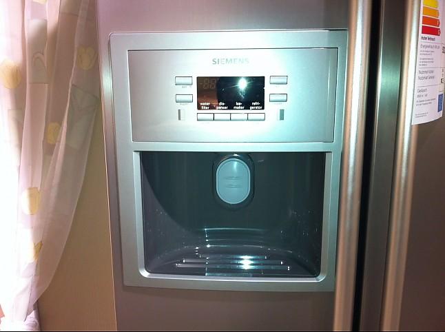 Siemens Kühlschrank Mit Wasserspender : Kühlschrank ka na standkühlschrank siemens küchengerät von