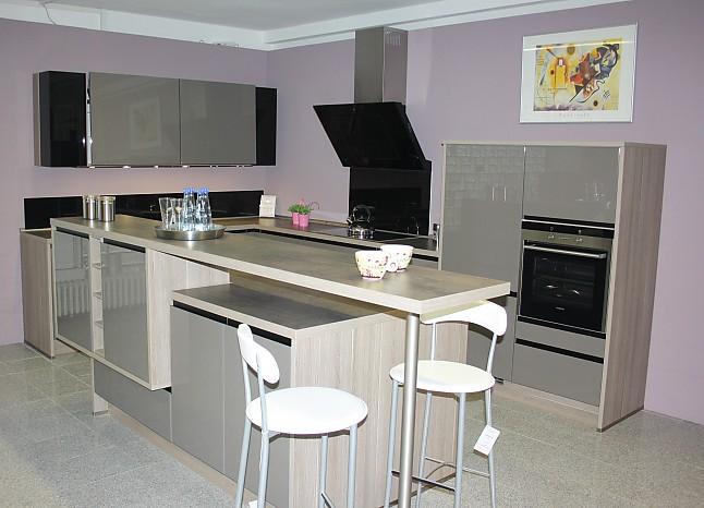 nobilia musterk che nobilia koje 17 02 ausstellungsk che in marl von k chentreff marl. Black Bedroom Furniture Sets. Home Design Ideas