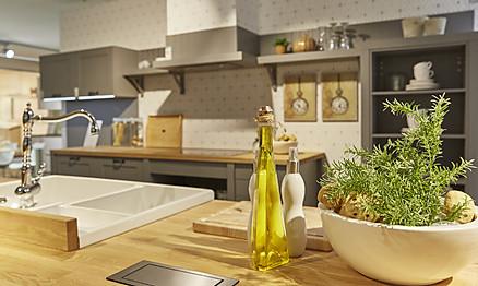 Landhausküche bei Möbel Hesse