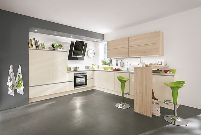 Handless Kitchen Cabinet Doors