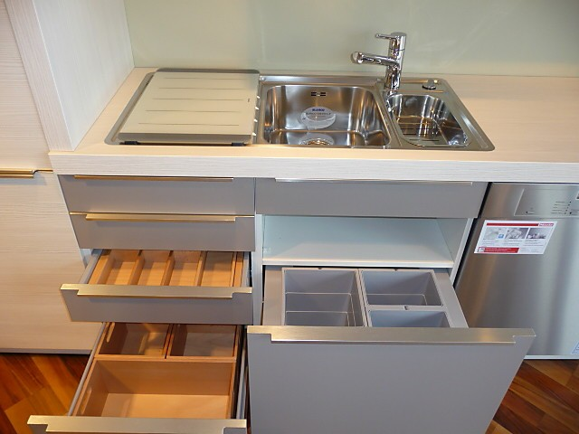 sch ller musterk che sch ller c1 nova ausstellungsk che in ravensburg von miele maier. Black Bedroom Furniture Sets. Home Design Ideas