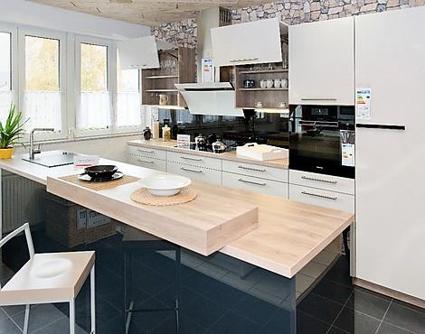 Moderne zweifarbige zweizeilige küche nur noch wenige tage sonderpreis für hochwertige