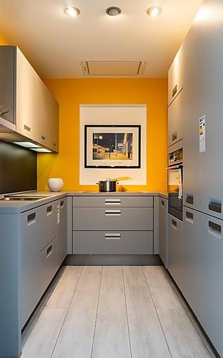 h cker musterk che einbauk che u form i inkl. Black Bedroom Furniture Sets. Home Design Ideas