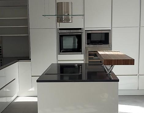 musterküchen: aydtex kreativ küchen in königsbach-stein (im ... - Weiße Küche Ohne Griffe