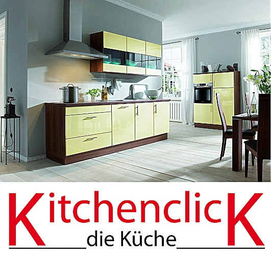 kitchenclick musterk che einzeilige einbauk che ausstellungsk che in ampass von innenraum. Black Bedroom Furniture Sets. Home Design Ideas