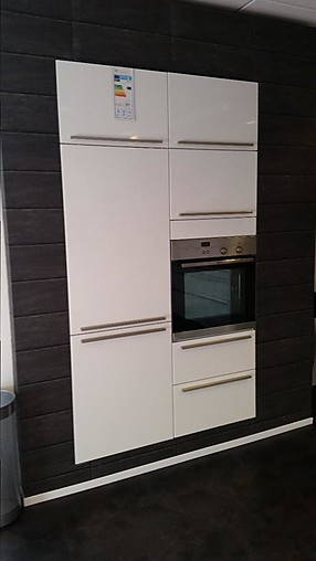 wellmann musterk che hochglanz wei ausstellungsk che in scharbeutz gleschendorf von. Black Bedroom Furniture Sets. Home Design Ideas