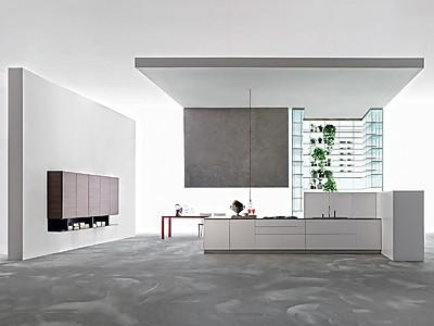 Moderne Küchenzeile von Dada