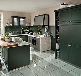 rational musterk che sch ne landhaus k che ausstellungsk che in freudenburg von m bel bauer kg. Black Bedroom Furniture Sets. Home Design Ideas
