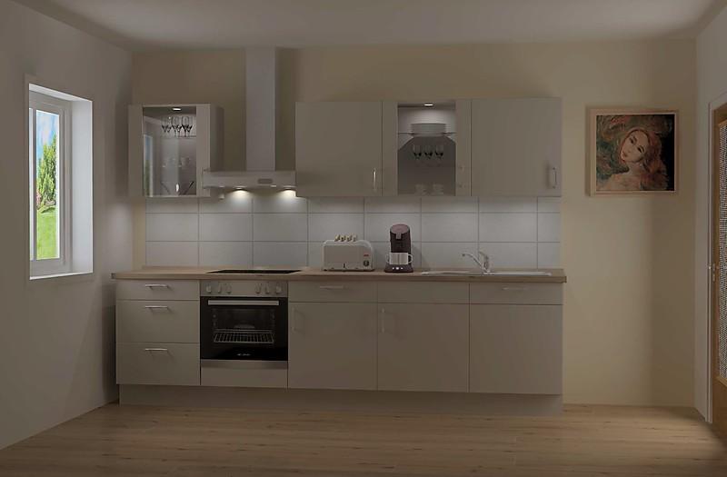nobilia musterk che einbauk che nobilia 300 cm ausstellungsk che in k ln von k chen. Black Bedroom Furniture Sets. Home Design Ideas