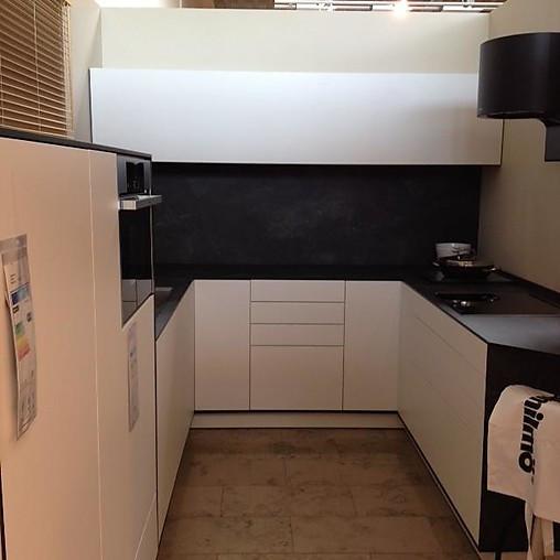 Küchen Schweinfurt allmilmö musterküche grifflose design küche in u form