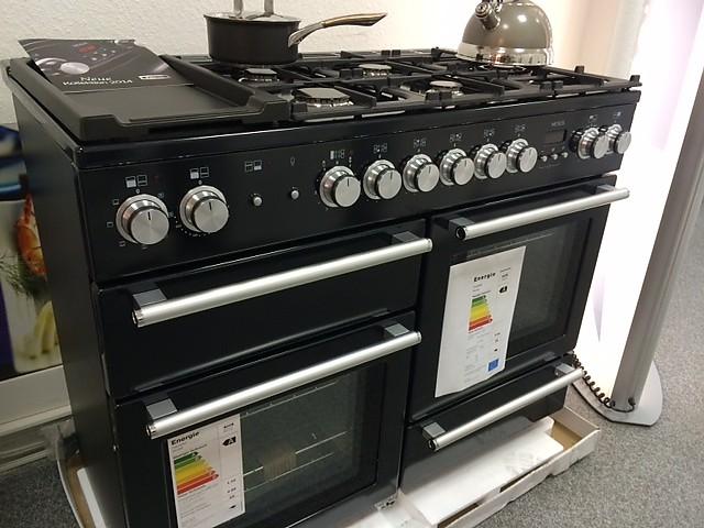 Falcon Küche sonstige nexus 110cm gas schwarz der neue rangecooker falcon