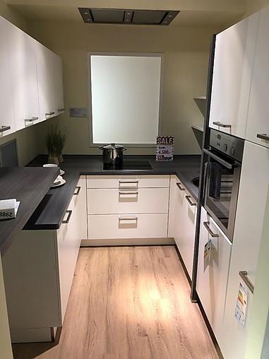nolte-musterküche kleine u-küche auf 6 qm² mit viel platz