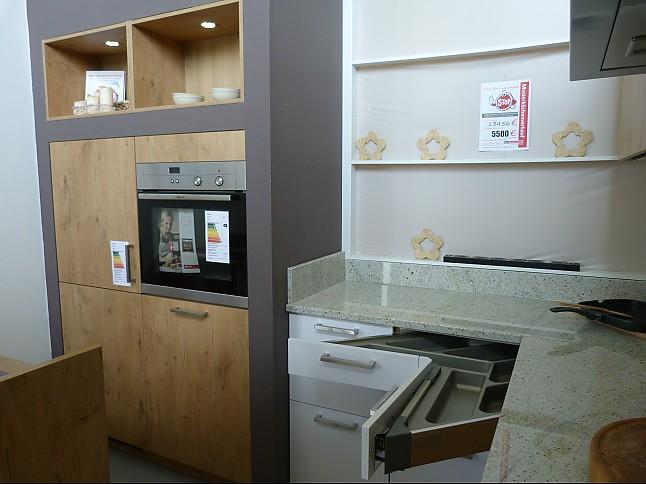Küchenhaus Regensburg bauformat musterküche wildoak weis mit keramikspüle und