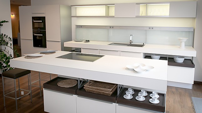 poggenpohl musterk che musterk che 4 bereits verkauft ausstellungsk che in n rnberg von. Black Bedroom Furniture Sets. Home Design Ideas