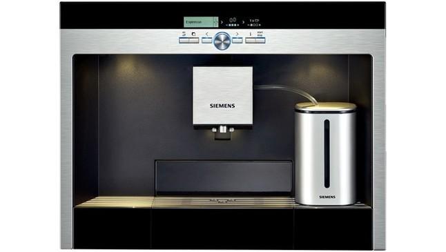 kaffeevollautomaten tk76k573 espresso kaffeevollautomat siemens k chenger t von m bel dietz e. Black Bedroom Furniture Sets. Home Design Ideas
