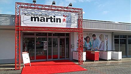 Unsere Öffnungszeiten - Küchenstudio Martin