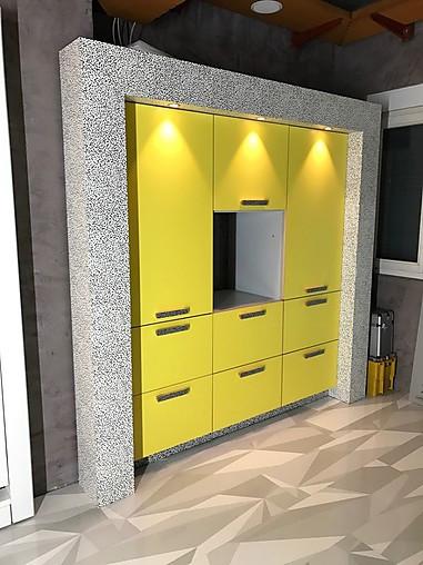 eggersmann musterk che die k che mit richtig viel stauraum und arbeitsfl che ausstellungsk che. Black Bedroom Furniture Sets. Home Design Ideas