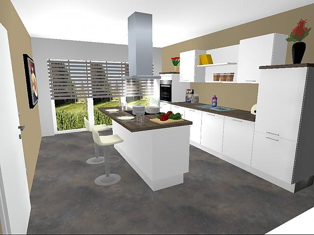 nobilia musterk che inseltraum ausstellungsk che in bielefeld von k che co bielefeld. Black Bedroom Furniture Sets. Home Design Ideas