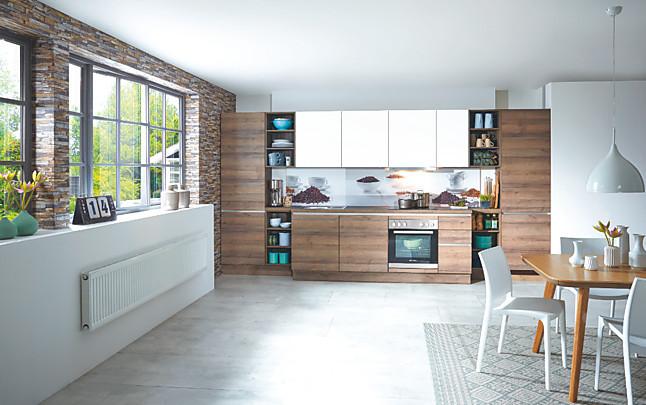nobilia musterk che k chenzeile inkl ger te lieferung und montage ausstellungsk che in. Black Bedroom Furniture Sets. Home Design Ideas