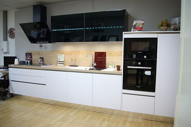h cker musterk che systemat ausstellungsk che in krefeld. Black Bedroom Furniture Sets. Home Design Ideas