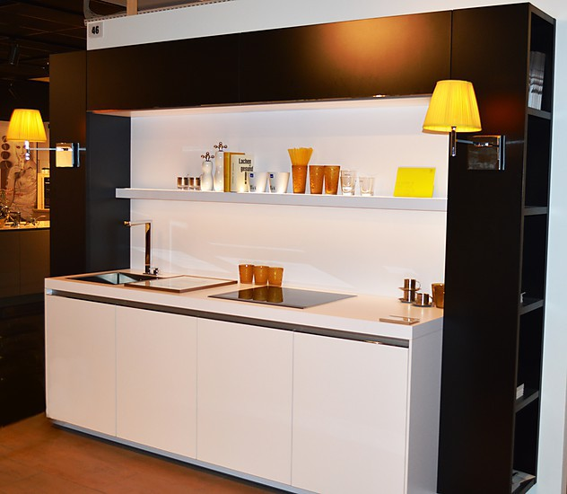 warendorf musterk che philippe starck ausstellungsk che in hannover von k chencenter staude. Black Bedroom Furniture Sets. Home Design Ideas