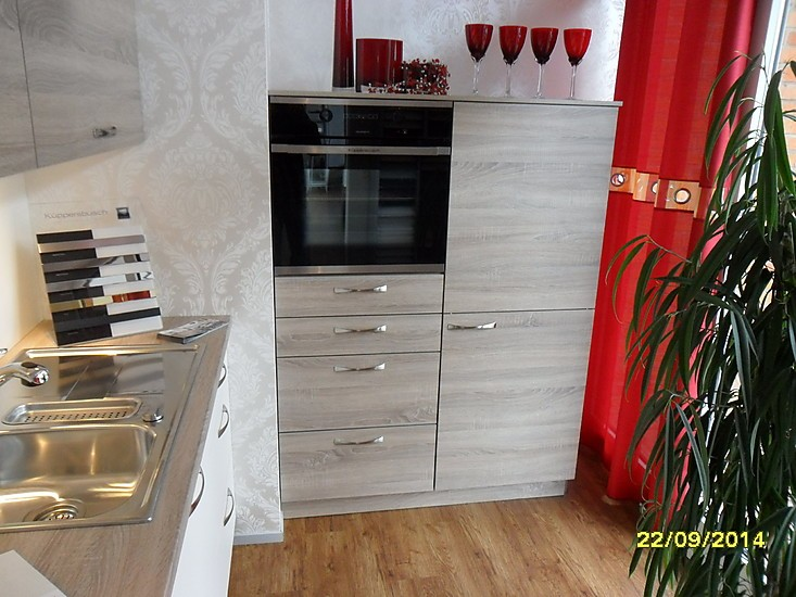 nolte musterk che nolte express k che bergeiche magnolie ausstellungsk che in rostock von dipl. Black Bedroom Furniture Sets. Home Design Ideas