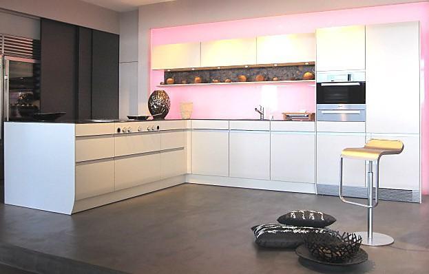 siematic musterk che siematic ausstellungsk che in m nchen von siematic by gienger. Black Bedroom Furniture Sets. Home Design Ideas